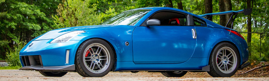 Mike C.'s 2008 Nissan 350Z Twin Turbo