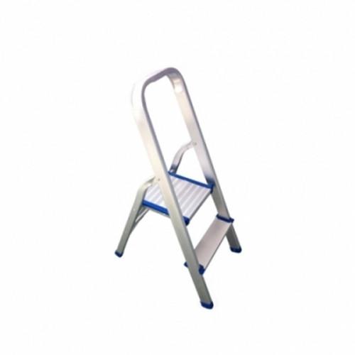 2-step steel ladder AY-T002 (AL011A)