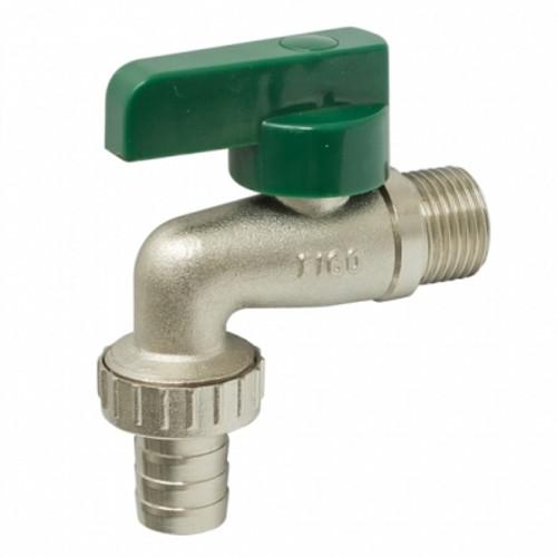 "Figo brass mini garden tap 1/2"" 316(HW00211-00002)"