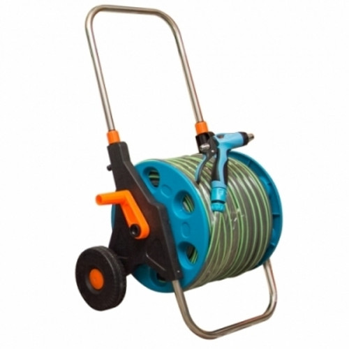Prosper Garden Hose Reel Cart c/w accessories PR5015A (GT005)