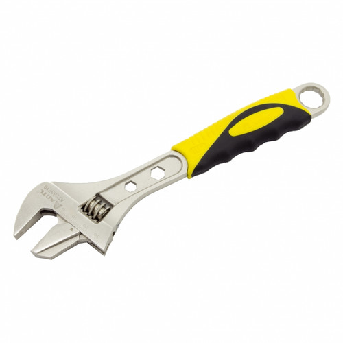 AOTL adjustable wrench plastic handle AT233710 (AT49-03)