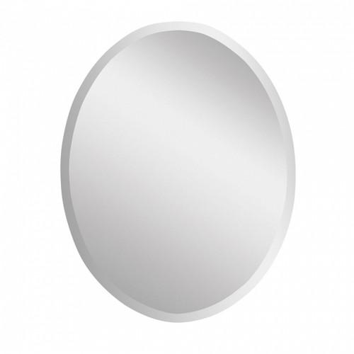 Figo Glass Mirror Sloped Edge Oval (TG00013-00003)