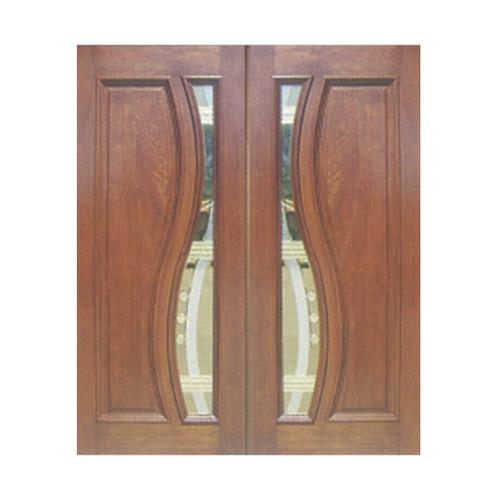 """Solid Merpauh Door SA71 (83"""" x 33 6/8"""")"""