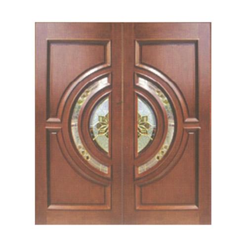 """Solid Merpauh Door SA68 (83"""" x 33 6/8"""")"""