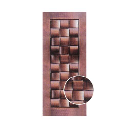 """Solid Merpauh 3D Security Design Door SSE-1 (83"""" x 33 6/8"""")"""