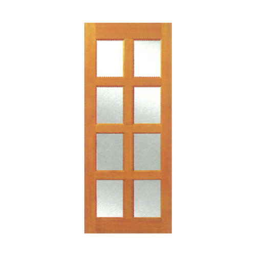 """Solid Meranti Door SG-4  ( 83"""" x 33 6/8"""")"""