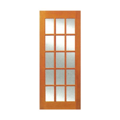 """Solid Meranti Door SG-23 ( 83"""" x 33 6/8"""")"""