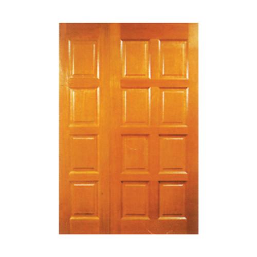 """Meranti Hotpress Door SD-10E (83"""" x 54"""")"""