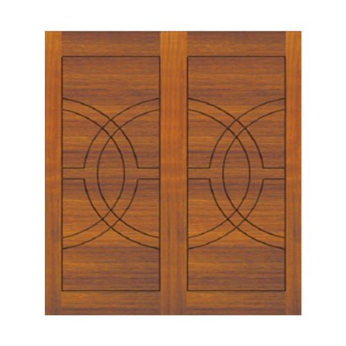 """Merpauh Door PAR18L (17/16"""") (2'S L&R) SRD 22 (83"""" x 67 1/2"""")"""