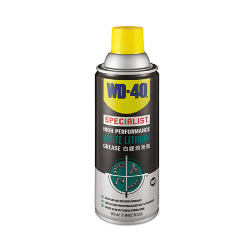 WD-40 White Lithium Grease WDS WL360