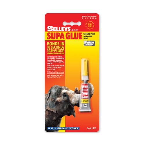 Selleys Supa Glue 3Ml