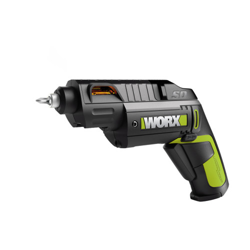 Worx 4V Li-Ion Multi-Bits Screwdriver (Wu254)