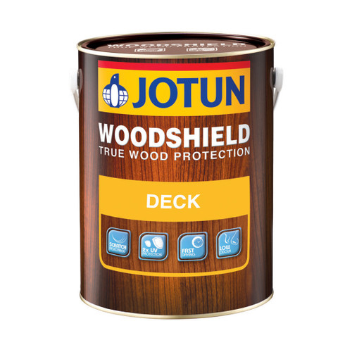 Jotun Woodshield Deck