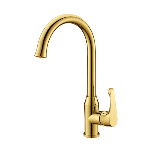 Ph2016-5Aj Gold Color Kitchen Mixer