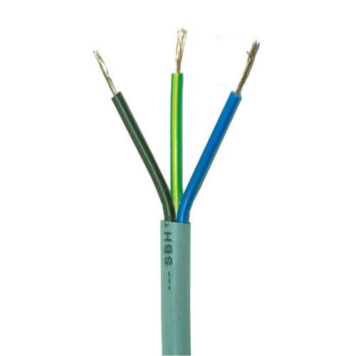 PVC Flex Cable 40/0076 3Core(Grey)