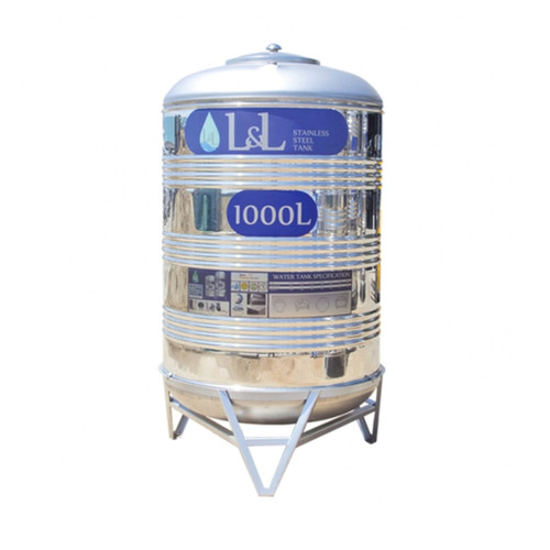 L&L Stainless Steel Water Tank VRS1000