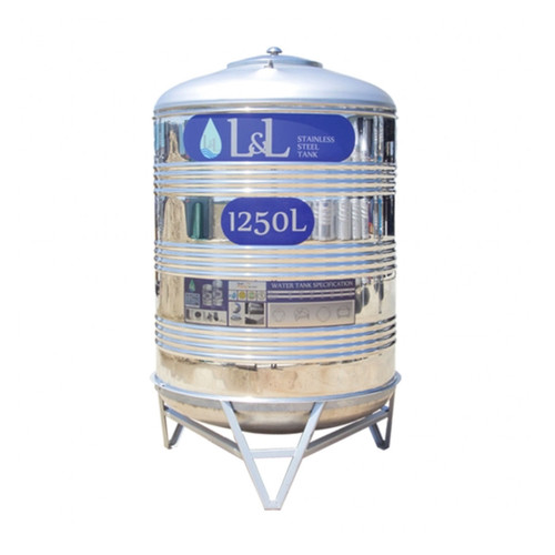 L&L Stainless Steel Water Tank VRS1250