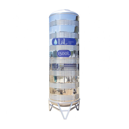 L&L Stainless Steel Water Tank VRS1500