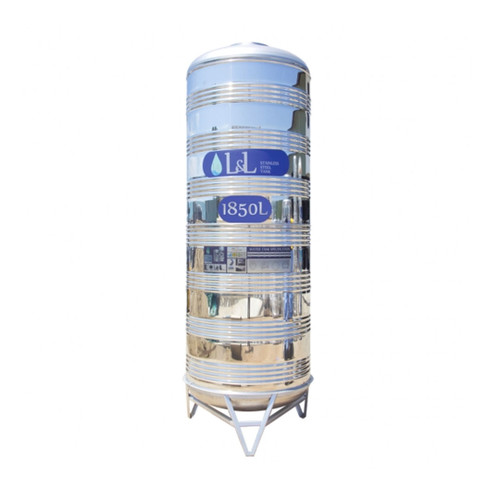 L&L Stainless Steel Water Tank VRS1850