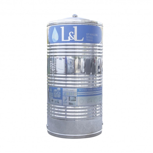 L&L Stainless Steel Water Tank VRS500