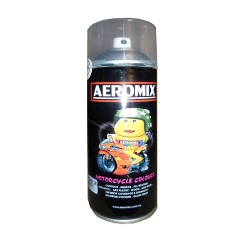 Aeromix Paint Spray #56 (Fluorescent Yellow)