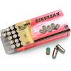 380 / 9mm Blank Gun Ammunition 50 Pack