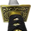 Mortal Kombat Deception Scorpion Demon Ninja Sword HUGE FULL TANG 50in HC Steel