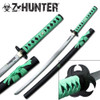 Undead Apocalypse Slasher Katana Sword