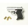 Replica Tuna 950 JF Blank Firing Pistol Nickel Finish