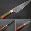 ULTRA SHARP Santoku Forged Chef Knife