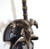 "1:1 Frostmourne Lich King Arthas Sword replica 47"" Upgraded Blunt Gift War Craft"