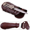 Officially Licensed Assassin's Creed Wrist Hidden Blade of Aguilar Gauntlet 12in Retractable