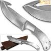 WHITE DEER Guthook Ranger Series BLANK J2 Steel Skinner Knife
