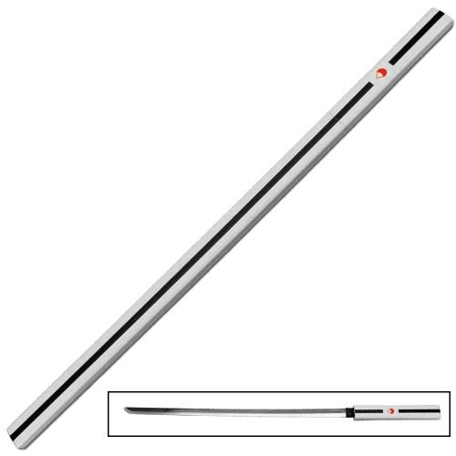 Naruto Sasuke Kusanagi Grass Cutter Steel Ninja Sword