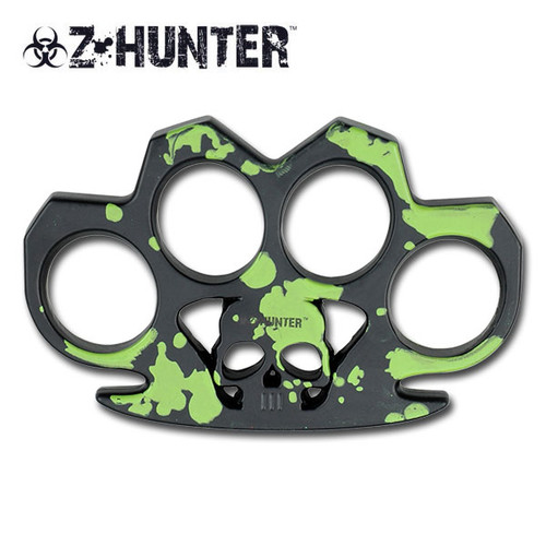Zombie Belt Buckle Paper Weight