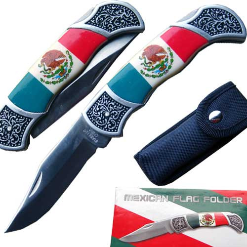 Mexican Folding Knife