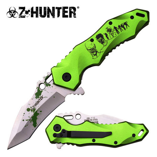 Z-Hunter Linerlock A/O Knife