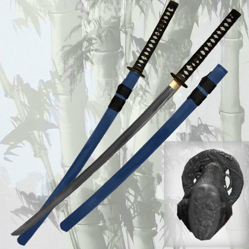 Handmade Majime Sword 1045 High Carbon Steel Battle Ready Katana