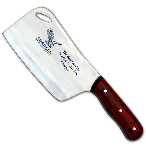 Shaheen Heavy Chef Chopper Meat Cleaver Knife