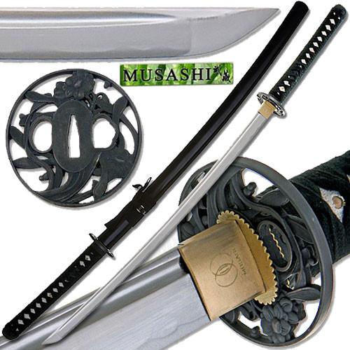 Bushido Musashi - Orient Pearl Handmade Samurai Sword