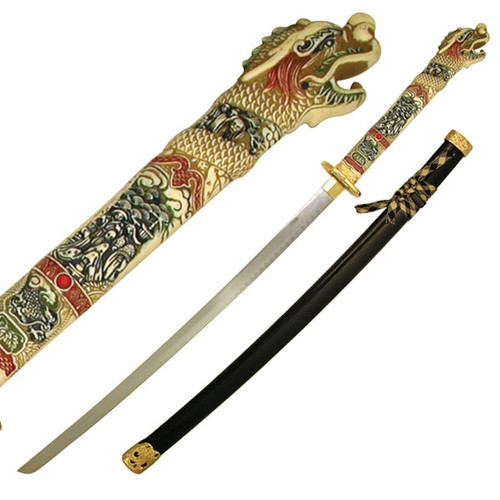 3rd Gen Highlander Connor MacLeod Katana Sword