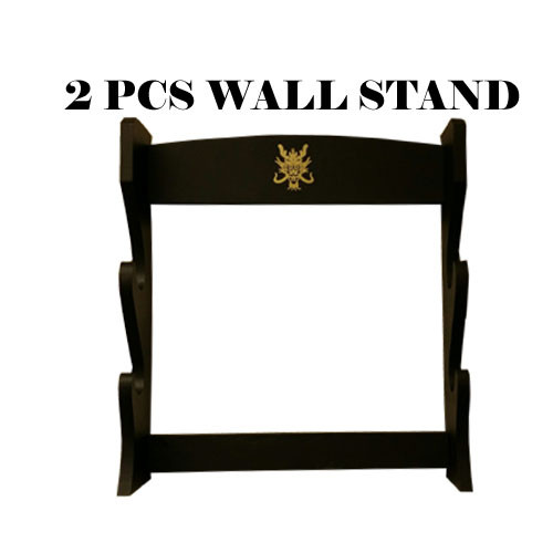 2 PCS SWORD WALL DISPLAY RACK