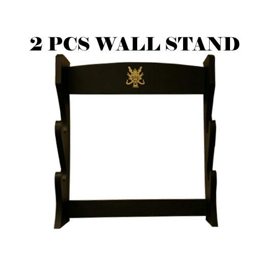 2 PCS SWORD WALL DISPLAY RACK