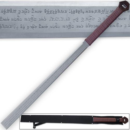 Ultraviolet Sword - Full Tang