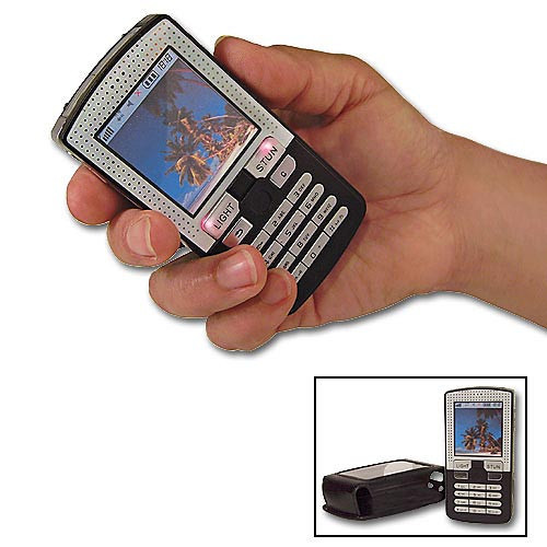 1 Million Volt Self Defense Stun Gun Cell Phone