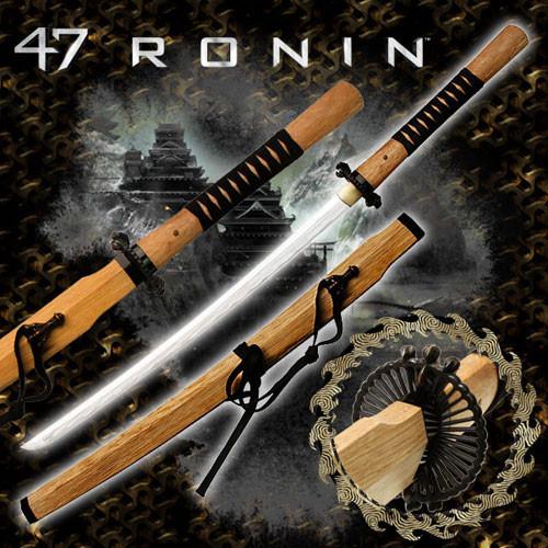 47 Ronin Movie Sword Replica - Tangu Sword.