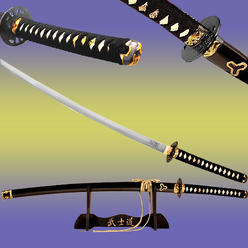 Kill Bill Replica Japanese Samurai  The Bride's Replica Sword