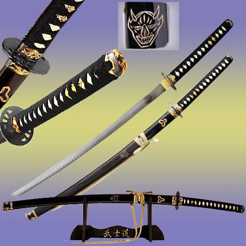Kill Bill Replica Japanese Samurai Bill's Replica Sword