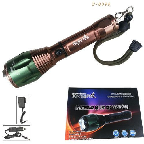 Night Shine ARMY LED Flashlight