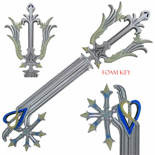 Kingdom Hearts Keyblade FOAM Honor Magic